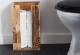 5PF - Toilet Paper Holder
