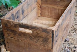 5PF - Wood Crate