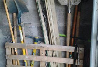 5PF - Garden Tool Bin