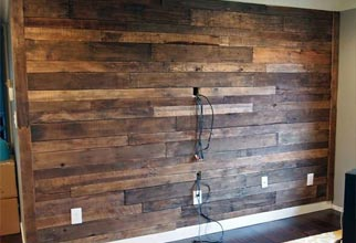 4PF - $20 pallet wall
