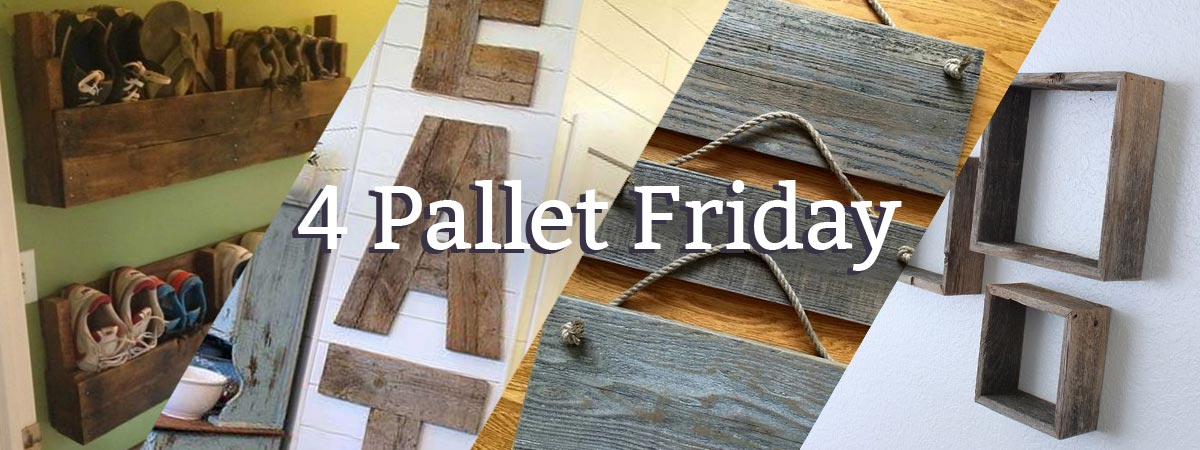 4PF - Random Pallet Projects