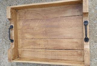 4PF - box tray