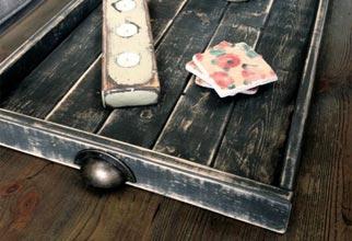 4PF - clean box tray