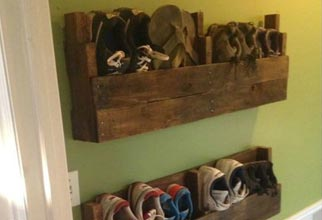 4PF - easy shoe rack