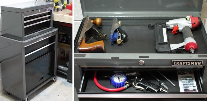 workshop storage cabinet tool chest