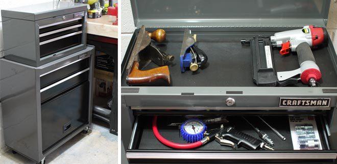 workshop storage cabinet tool chest