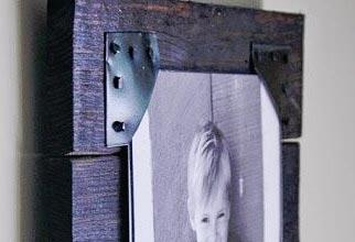 4PF - DIY rustic pallet frames