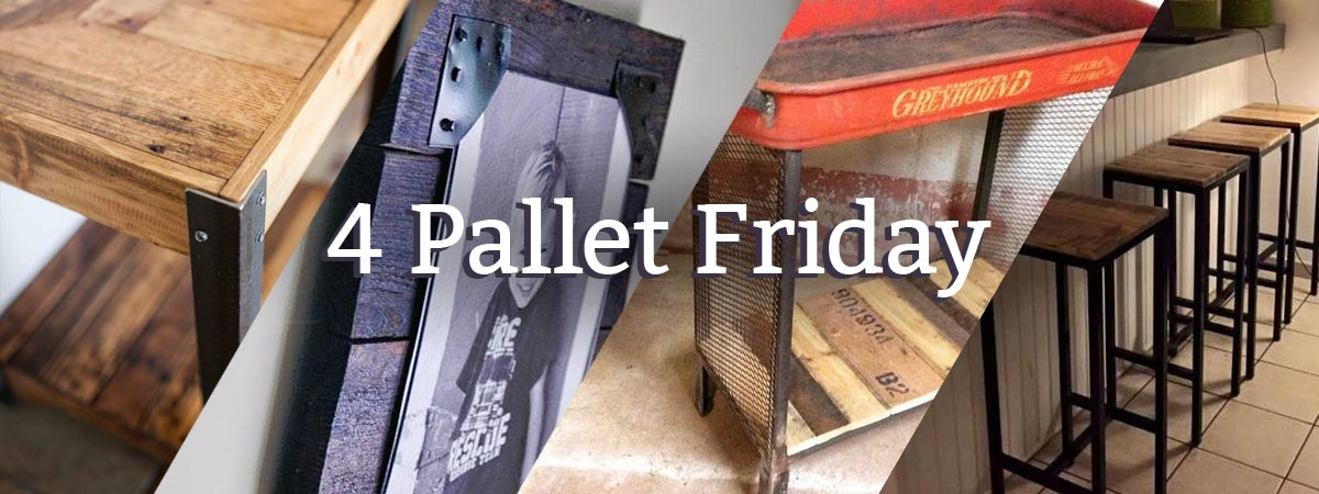4PF - Metal and Pallet Wood