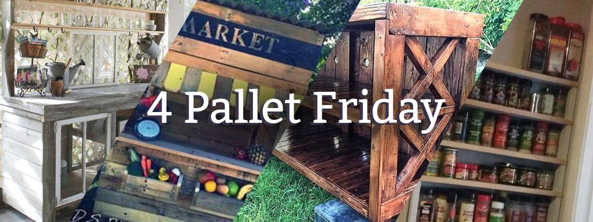 4PF - pallet honey do list