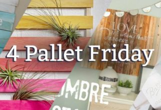 4PF - Ombre Pallet Projects