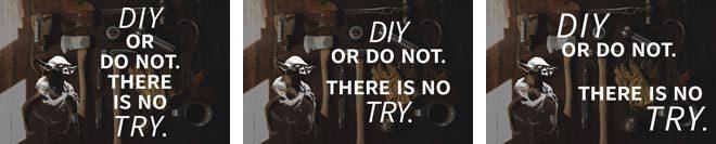 Star Wars wallpaper - Yoda DIY tools desktop