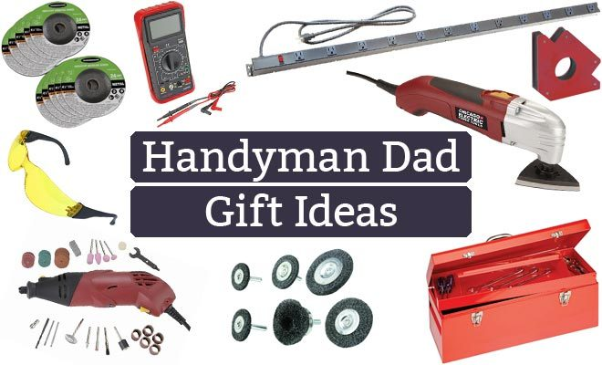 Handyman Dad gift ideas
