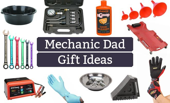 Mechanic Dad gift ideas